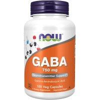 ギャバ GABA 750mg 100ベジカプセル