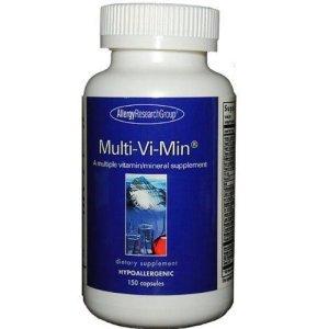 画像1: マルチビタミン ミネラル(女性向) 無添加 サプリメント 植物性カプセル150粒150〜50日分