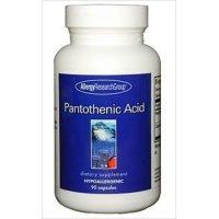 パントテン酸 サプリメント 500mg 植物性90粒 x2本