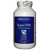 スーパーEPA & DHA 200ソフトカプセル(Super EPA Fish Oil Concentrate 200 softgels)