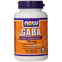 GABA(500mg)・B-6入り 100カプセル