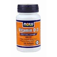 ビタミンD (400IU) 180錠