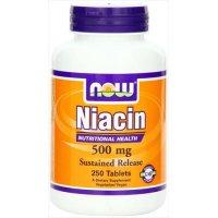 Niacin, Tr 250 Tabs 500 mg