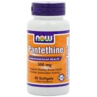 活性型ビタミンB5 パンテチン300mg(コエンザイムA)60粒