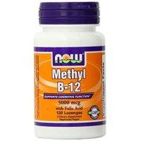 メチルB12(ビタミンB12/葉酸配合) 5000mcg 120粒