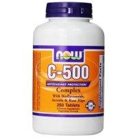VitaminC-500Complex -Vegetarian, 250 Tabs COMPLEX