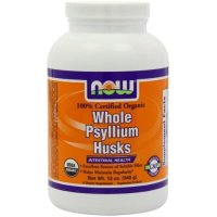 Psyllium Husk Whole, Whole 12 oz