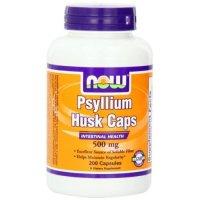 Psyllium Husk, 200 Caps 500 mg