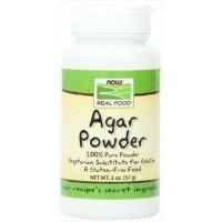 Now Foods Agar Powder, 2 oz