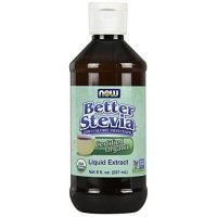 Stevia Liquid Extract, Organic 8 oz Organic