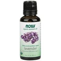 Organic Lavender Oil, 1 OZ
