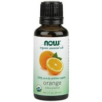 Organic Orange Oil, 1 OZ