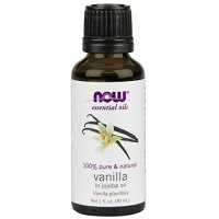 Natural Vanilla (In Jojoba Oil), 1 OZ