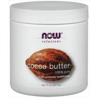 Now Foods, ソリューション、ココアバター、7 液量オンス (207 ml)
